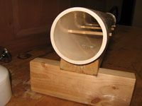 How To Build A Steam Box - Free woodworking tips and advice from Highland Woodworking.