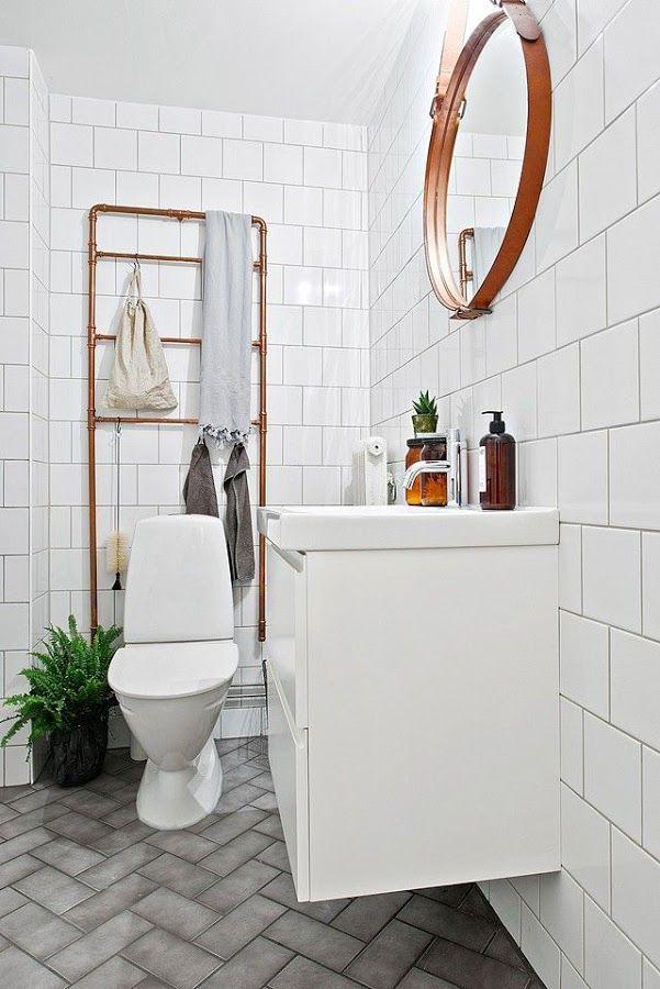 les 50 meilleures images du tableau salle de bain sur pinterest id es pour la salle de bains. Black Bedroom Furniture Sets. Home Design Ideas