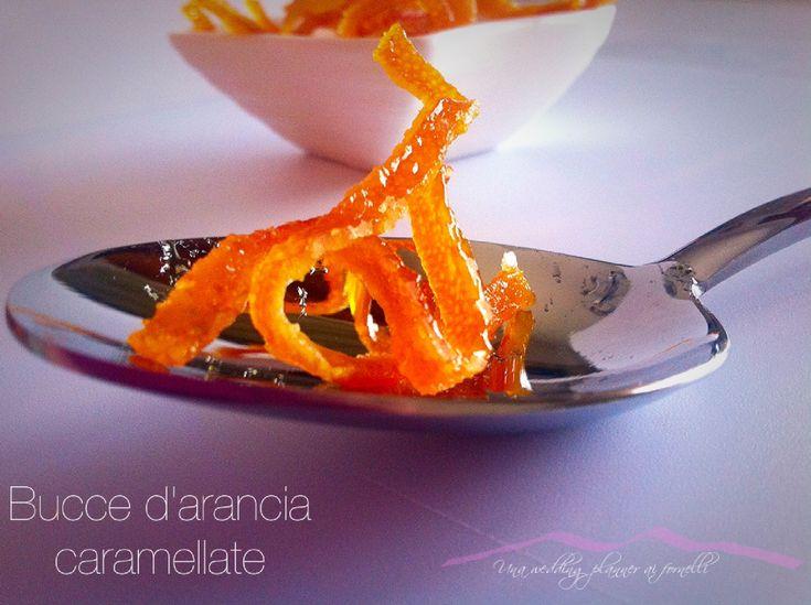 Le bucce d'arancia caramellate sono un modo carino e sofisticato per decorare dolci e non solo. Ottime da sgranocchiare lasceranno al palato la dolcezza dello zucchero e l'aroma unico delle arance. La ricetta completa la trovi qui ---> http://blog.cookaround.com/weddingplanneraifornelli/bucce-darancia-caramellate/