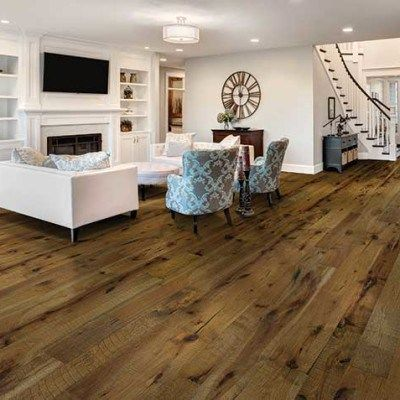 Oolong Organic 567 Engineered Wood Floors by Hallmark Floors Inc