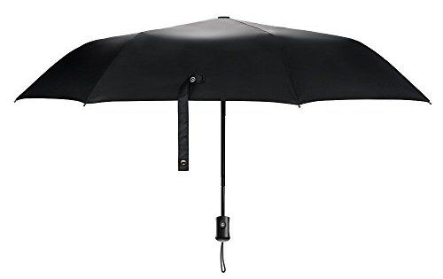 Tenswall Parapluie Pliant Automatique Parapluie Classique Pliable de Voyage ,Résistant Au Vent,Solide Incassable,Parfait pour hommes et…