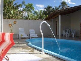 Construções novas ((( muito bem cuidadas ))) Casa com piscina acolhe 10 pessoasImóvel para temporada em Caldas Novas da @homeaway! #vacation #rental #travel #homeaway