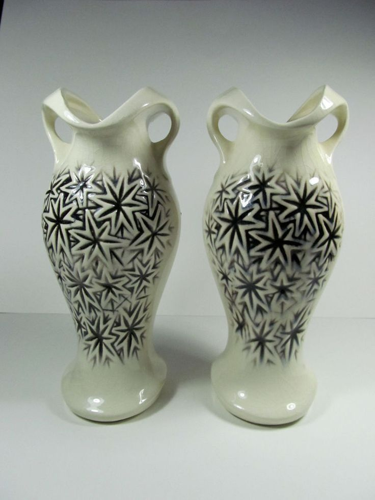 23 Best Mccoy Vases Images On Pinterest Pottery Vase Small