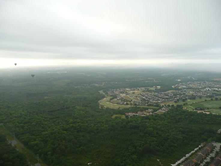 Orlando air balloon rides