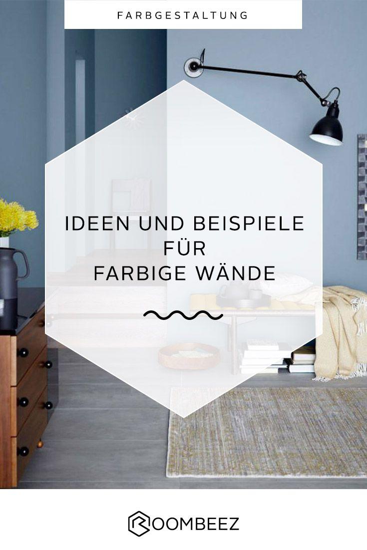 Farbige Wände Welche Wand Du Streichen Solltest Otto Farbige Wände Wandgestaltung Zweifarbig Wände Streichen Tipps