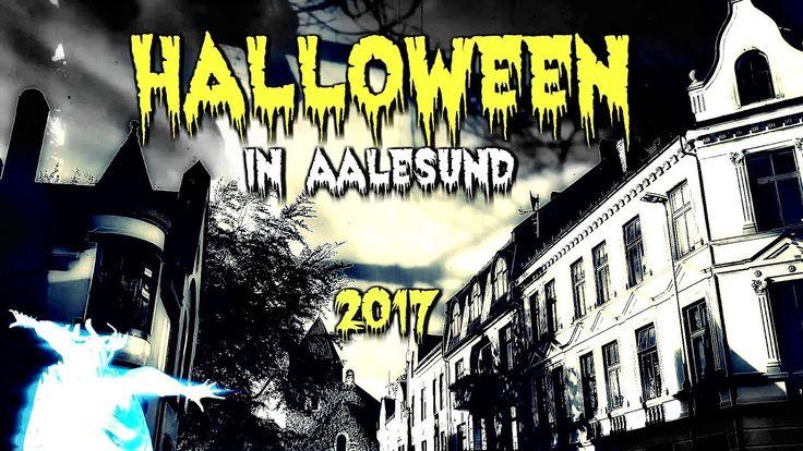 HALLOWEEN in AaLESUND 2017