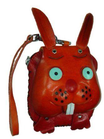 Crazy rabbit purse!