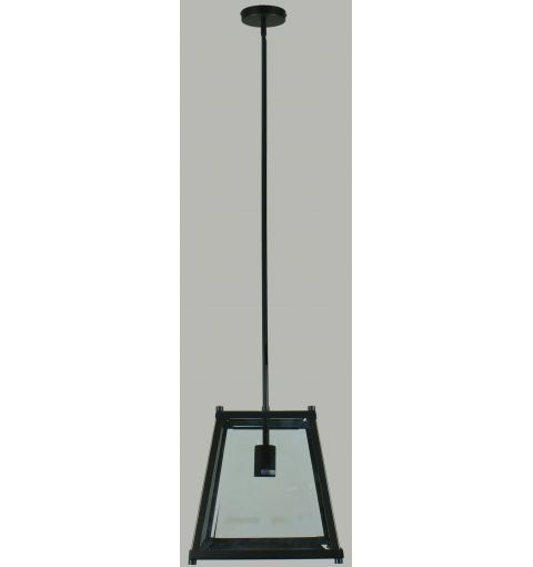 Oregon 1Lt Pendant Light