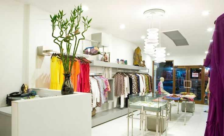 interior toko baju - Google Search
