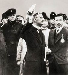Why Appeasement? As the League of Nations crumbled, politicians turned to a new way to keep the peace - appeasement. This was the policy of giving Hitler what he wanted to stop him from going to war. It was based on the idea that what Hitler wanted was reasonable and, when his reasonable demands had been satisfied, he would stop.