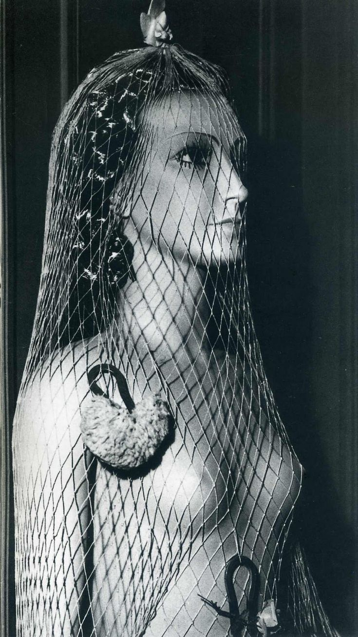 Man Ray photo - International Exhibition of Surrealism 1938