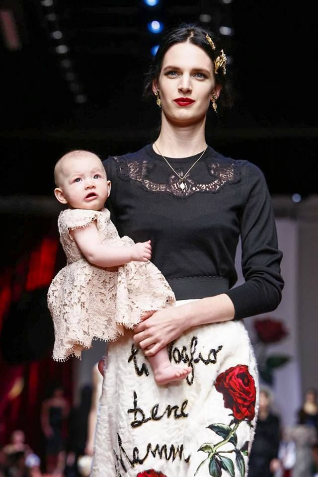 THE TRADITIONAL FAMILY BY DOLCE & GABBANA