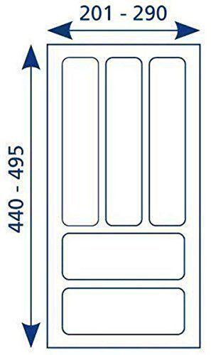 Besteckeinsatz Universal 30 Besteckkasten Schubladeneinsatz weiß für 30-er Schublade *517138 Vogt http://www.amazon.de/dp/B00LEGPTAK/ref=cm_sw_r_pi_dp_AeS2vb1Y369FV