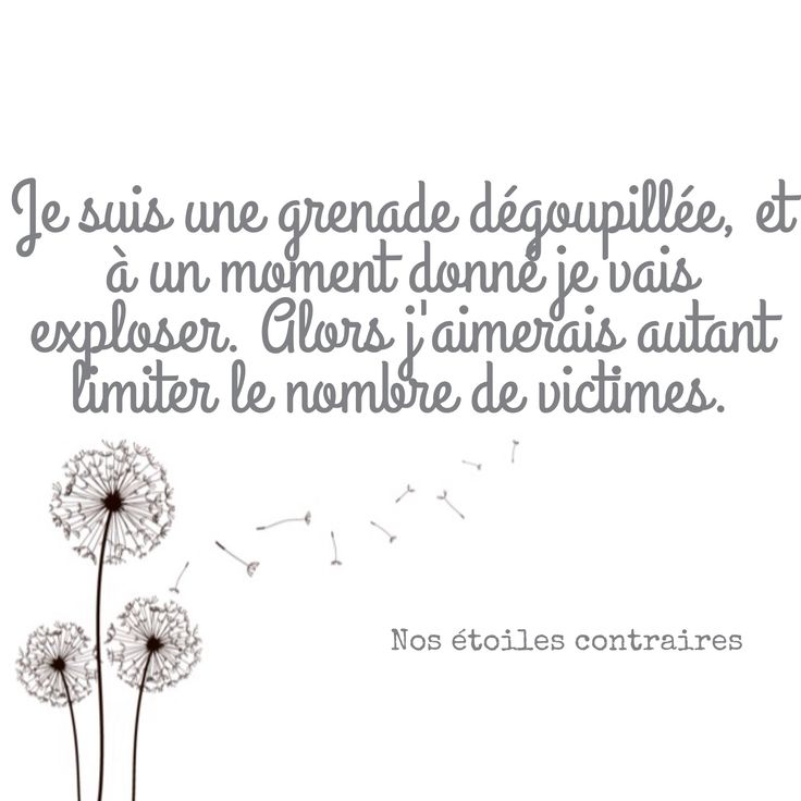 Nos étoiles contraires. I think This book is ont à sac book, only one book who makes you a Life lover's.