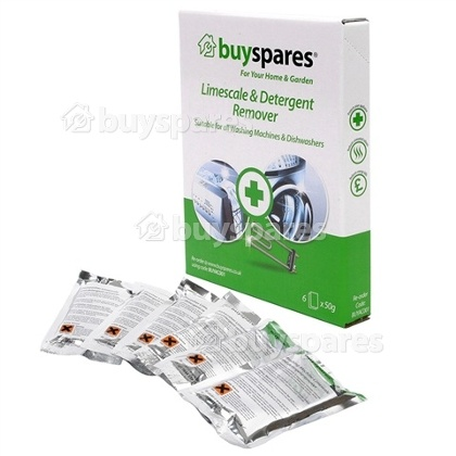 Buyspares Limescale And Detergent Remover £6.99 buy one get one free