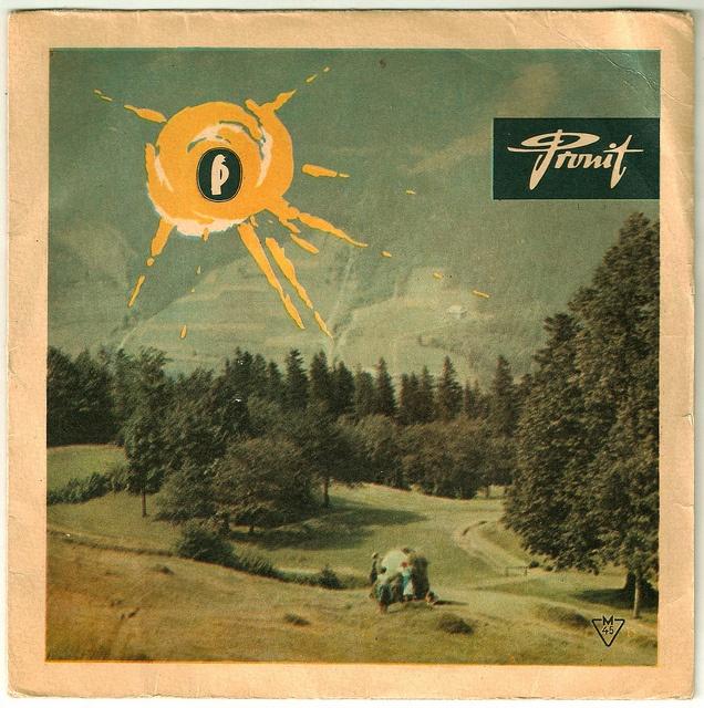 Vintage Polish record covers, pantuniestal, via Flickr