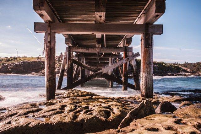 La Perouse landscape beach photography