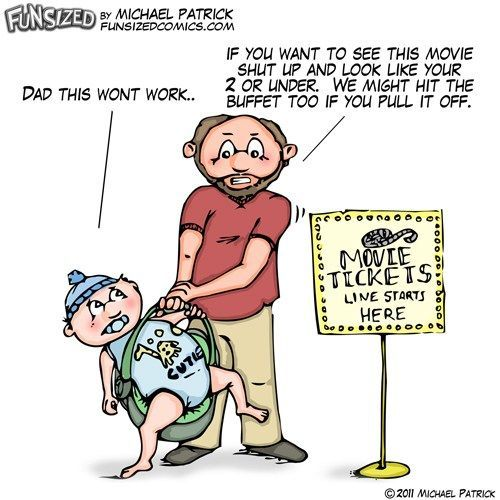 actually low cost mother and father humorous parenting comedian cartoon