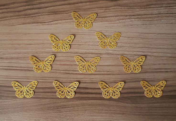 Mariposas escarchadas