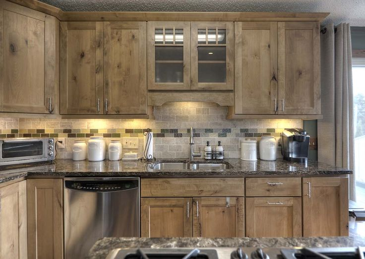 1000+ images about Kitchens - Medium Brown on Pinterest | Cherries ...