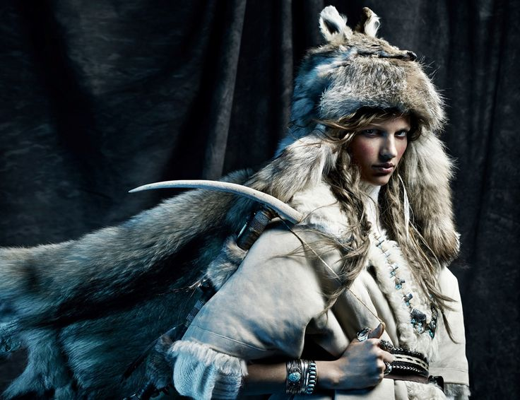 Bette Franke por Tob Knott para Vogue Espanha Novembro 2014 [Editorial]