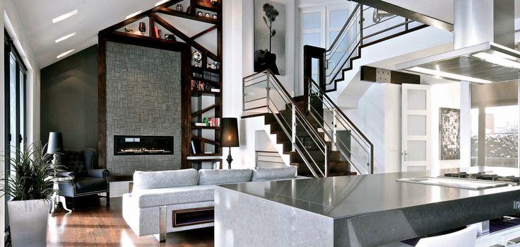 haute-gamme, design , escaliers
