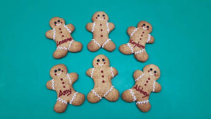 Cannaboe gingerbread men