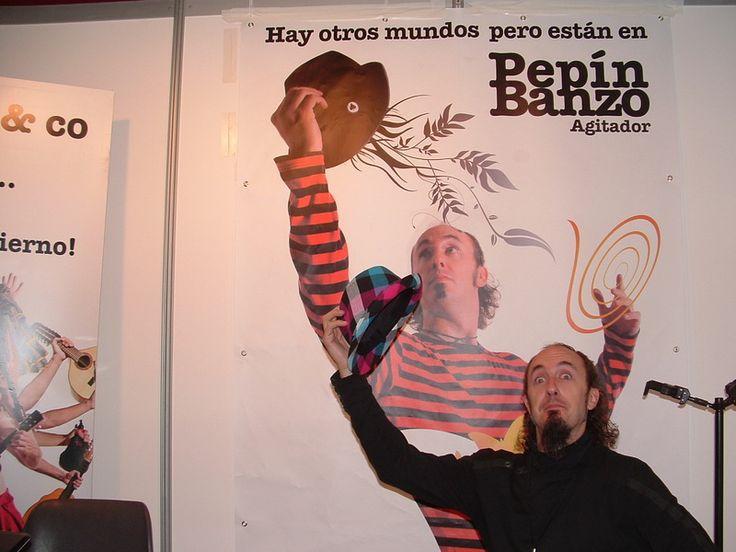 La Carpa del Ternasco acoge el nuevo espectáculo de Pepín Banzo en Fiestas del Pilar
