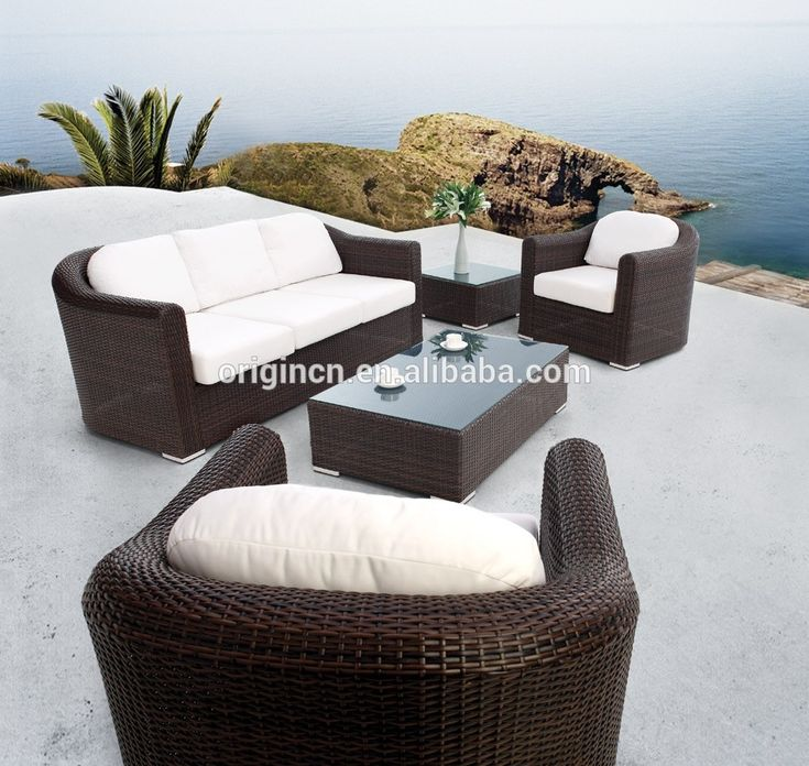 Las 25 mejores ideas sobre mesas de caf al aire libre en for Diseno de muebles de jardin al aire libre