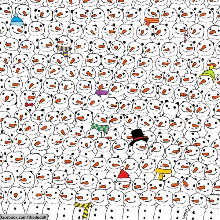 Quase um 'Onde Está Wally?', mas sem o Wally