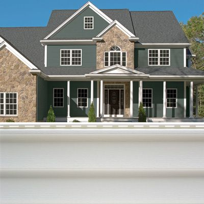 Mastic Home Interiors : Siding by Mastic Home Exteriors. Cochran Exteriors can give your home ...