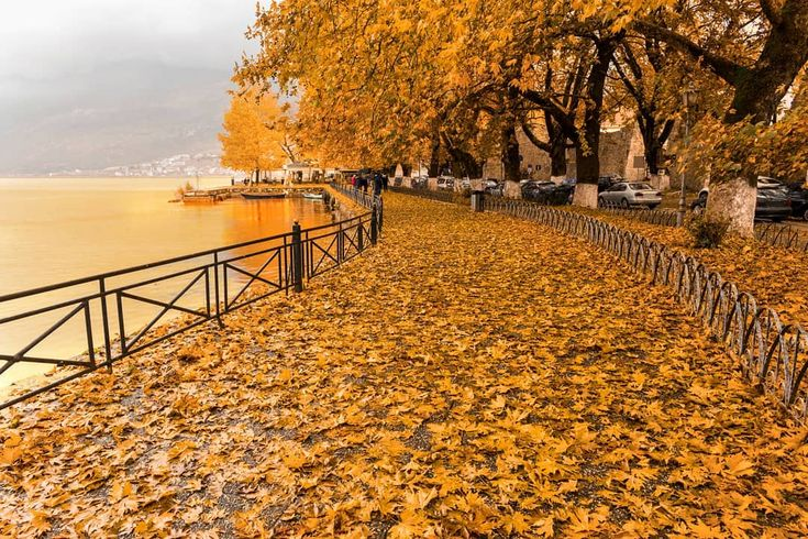 Visit Greece | Fall with us in the charming wonderland of Ioannina!!!  #VisitGreece #Greece #Ioannina