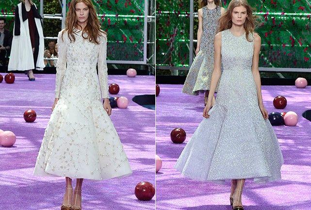 Semana de Alta-Costura Paris | Vestidos de Noiva - Dior