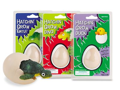 Hatch & Grow Animals - Set of 3 at Lakeshore Learning