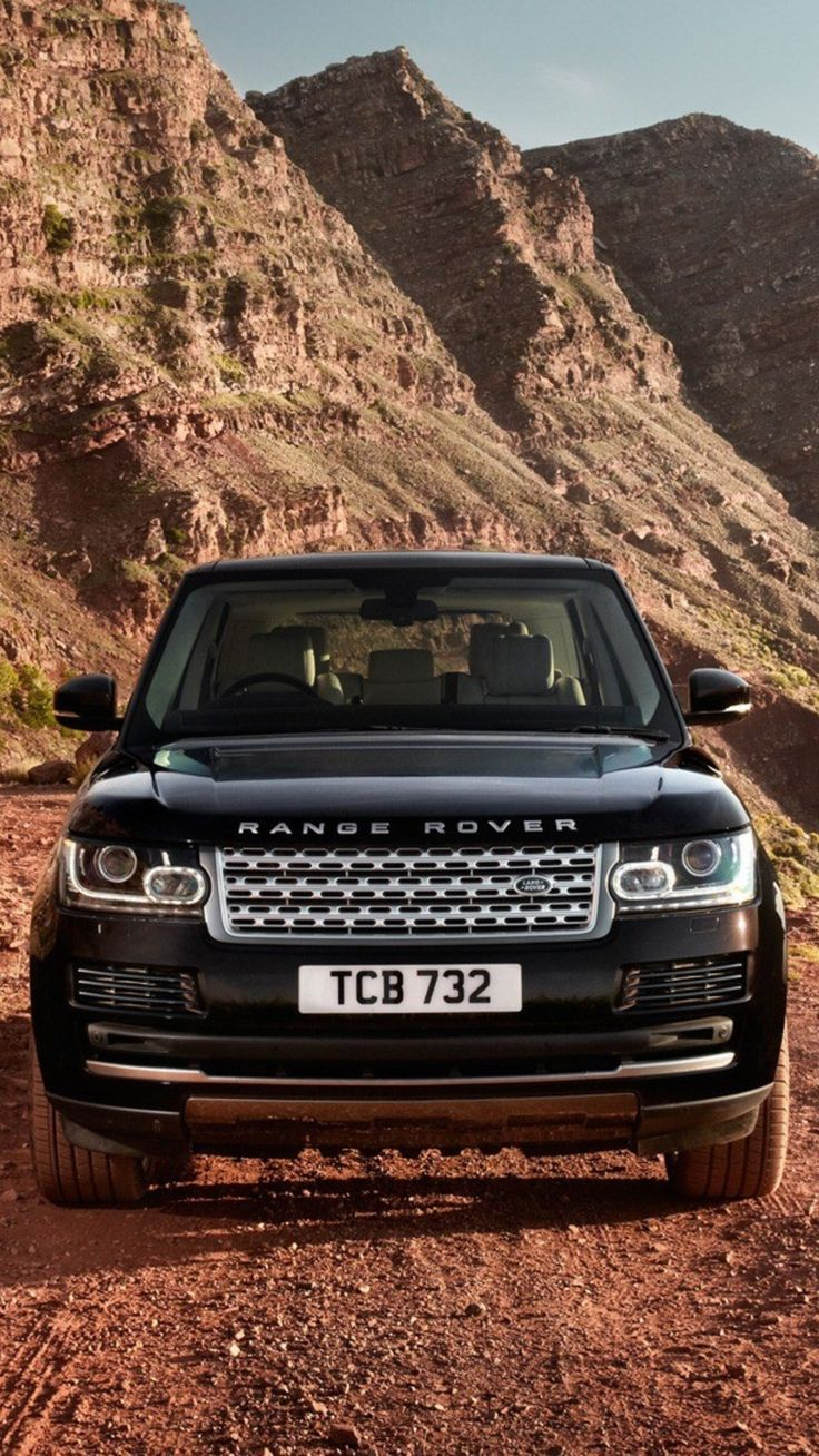 Large Range Rover Sport New Land Car 4x4 Off Road Wall Poster Art Picture Print