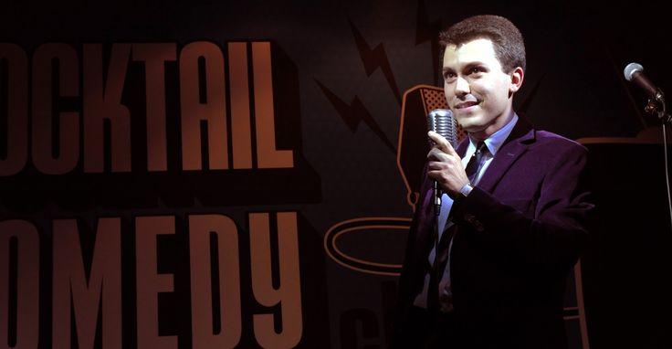 Da qualche giorno è cominciato il nuovo #show di Saverio Raimondo su Comedy Central IT: #CCN. Noi tempo fa abbiamo scritto un articolo su di lui, con un'intervista esclusiva a questo artista che ha portato la #Satira ai massimi livelli in Italia. Conoscete meglio questo grande personaggio e seguitelo nei suoi spettacoli, soprattutto quelli dal vivo, in pieno stile Stand Up Comedy! http://gli-stolti.blogspot.it/2014/05/larte-degli-stolti-saverio-raimondos.html