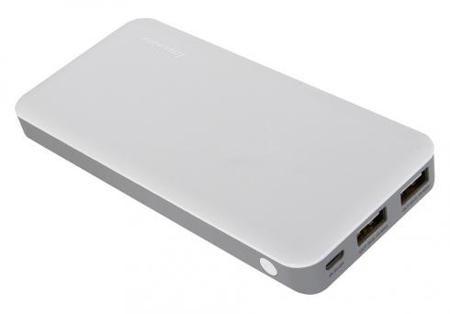 Портативное зарядное устройство Lenovo MP1060 USB 10000мАч серый PG38C00460  — 1680 руб. —