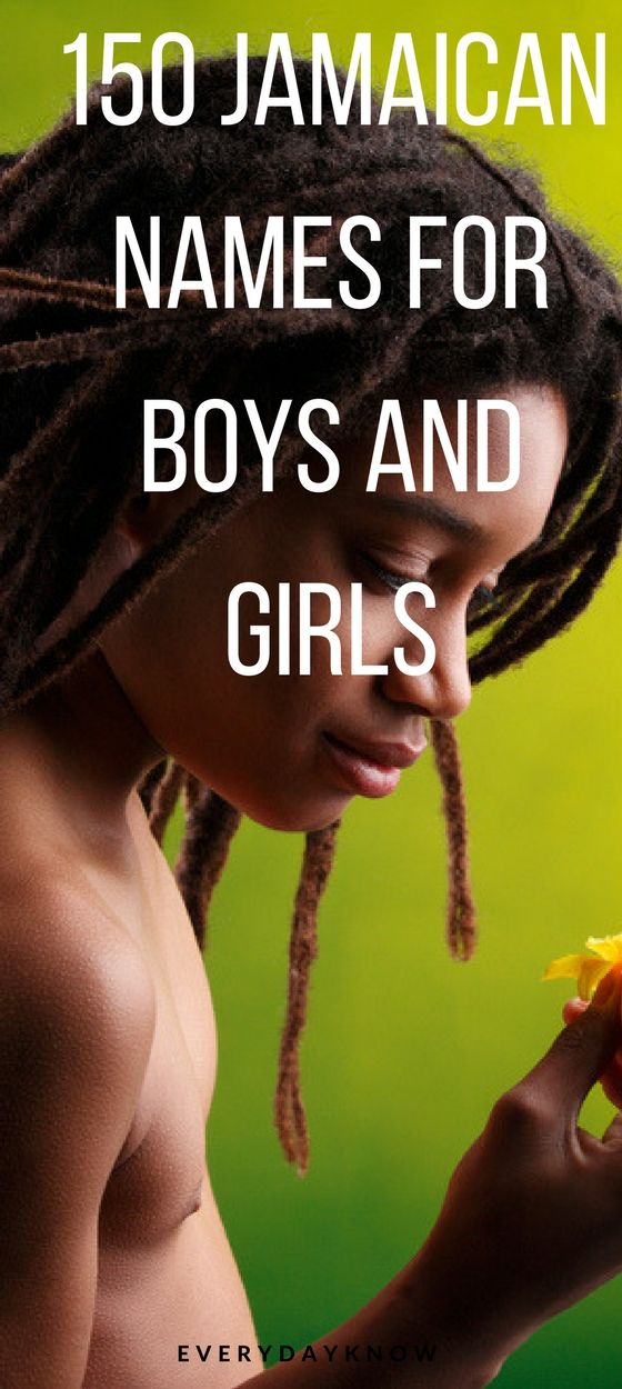 150 Jamaican Names for Boys and Girls