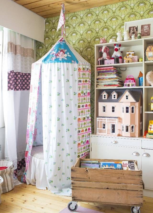 Our home @ Unelmien Talo & Koti. Satumainen leikkihuone | Unelmien Talo&Koti