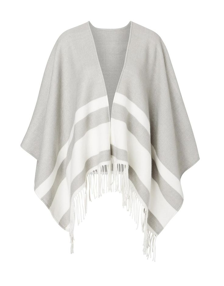Fringed Wrap