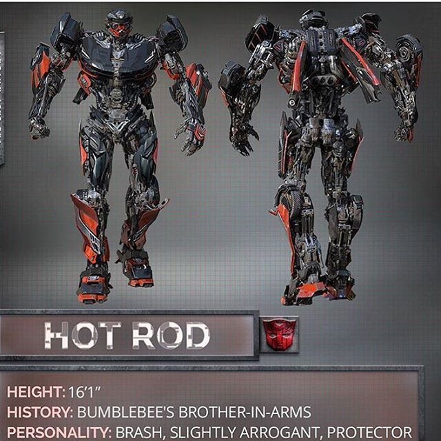 Hot rod #transformers