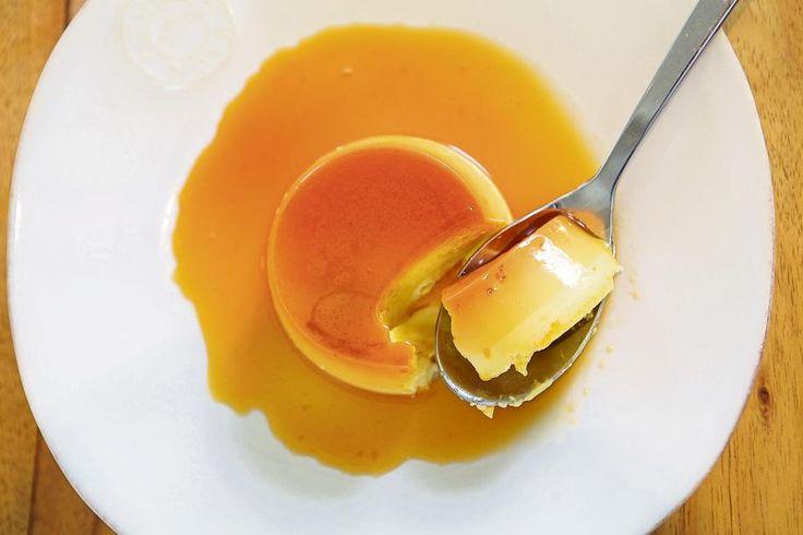 Op Nic van Wyk se Sondagtafel | Crème karamel