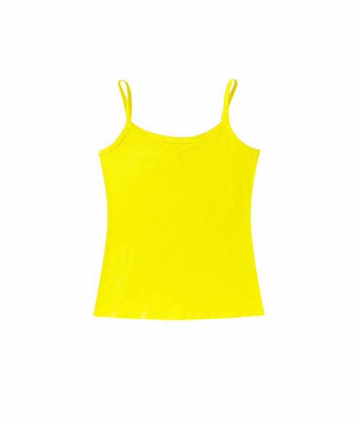 Reverse Tank - Yellow