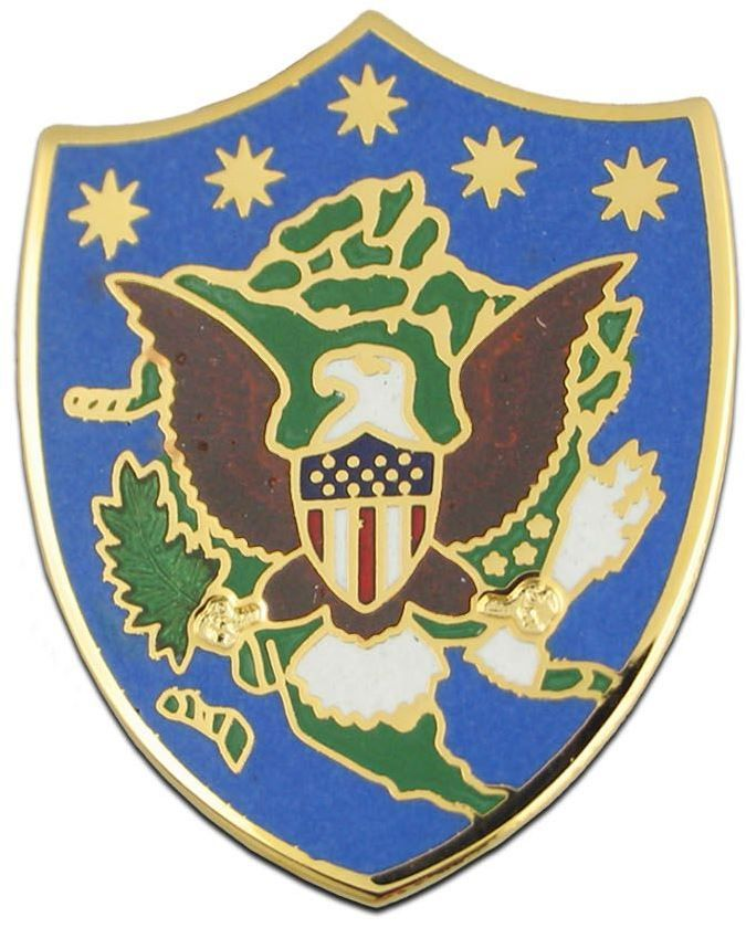 ARMY UNIT CREST, UNITED STATES NORTHERN COMMAND