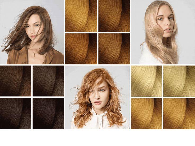 التطور في صبغات الشعر من ألوان قوس قزح إلى الرمادي