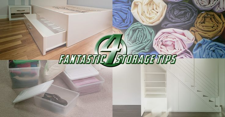 Has there ever been a time you wished you had superpowers? Life would just be so much easier if you could instantly organize or clean. Inspired by the classic Fantastic Four characters, here are so...