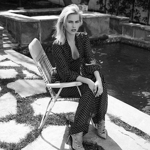 Claire Holt for Trevor King 2016