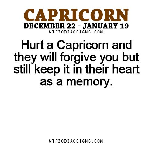 apologize capricorn women