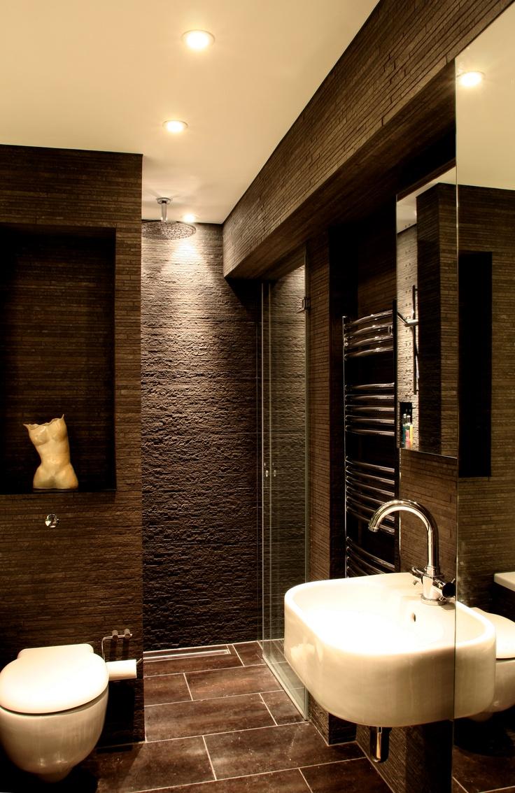 Bathroom after re-design and work