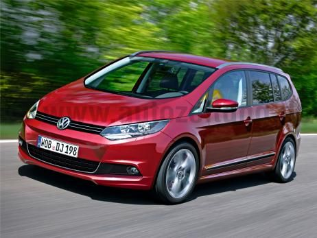 2015 VW Touran, 2015 VW Touran Price, 2015 VW Touran Release Date, 2015 VW Touran Review